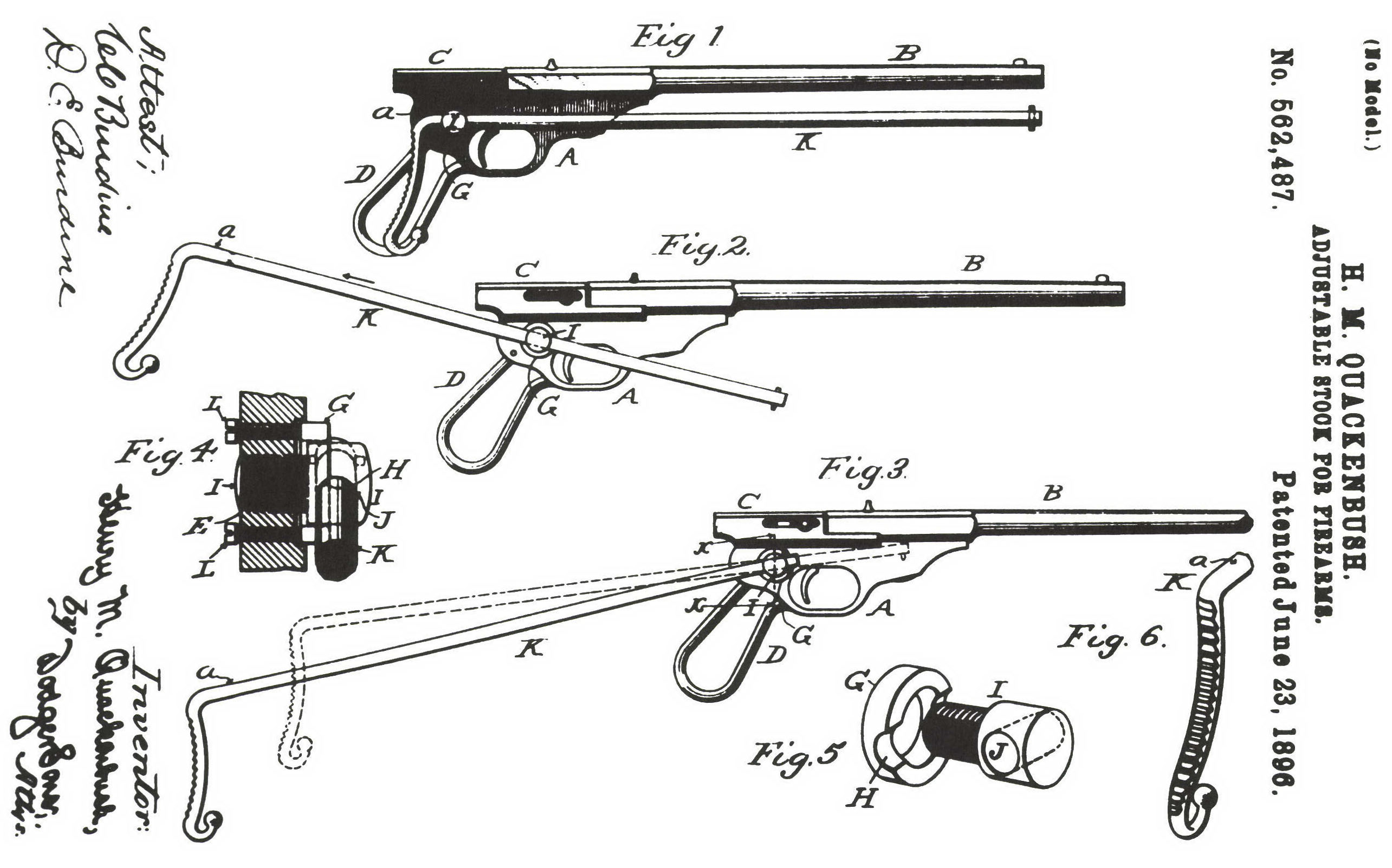Bicycle Rifle Schematic