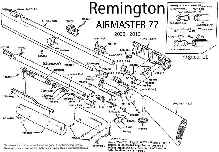 Airmaster 77 Schematic